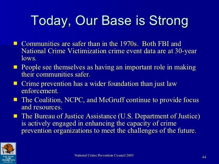 Crime Prevention Coalition