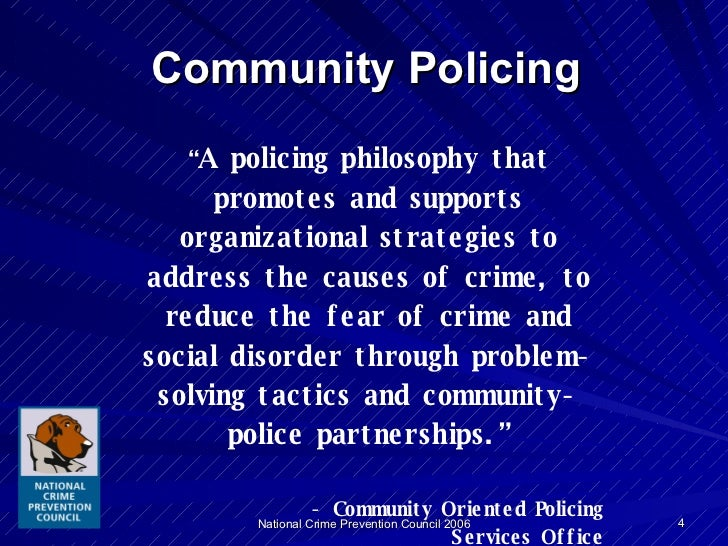 the importance and benefits of police discretion in society Understanding discretion in modern policing emphasises the importance of the wise exercise of discretion to the policing written about police discretion.