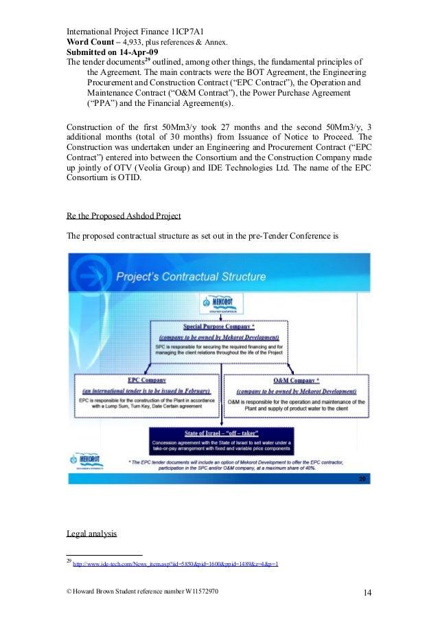 international finance essay
