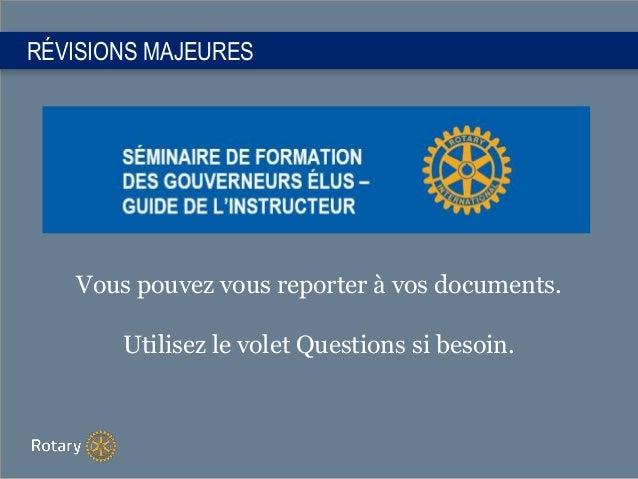 RÉVISIONS MAJEURES Vous pouvez vous reporter à vos documents. Utilisez le volet Questions si besoin.