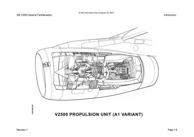 V2500 Gf Issue 01