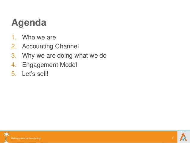 V Final  Sales Presentation  Acp