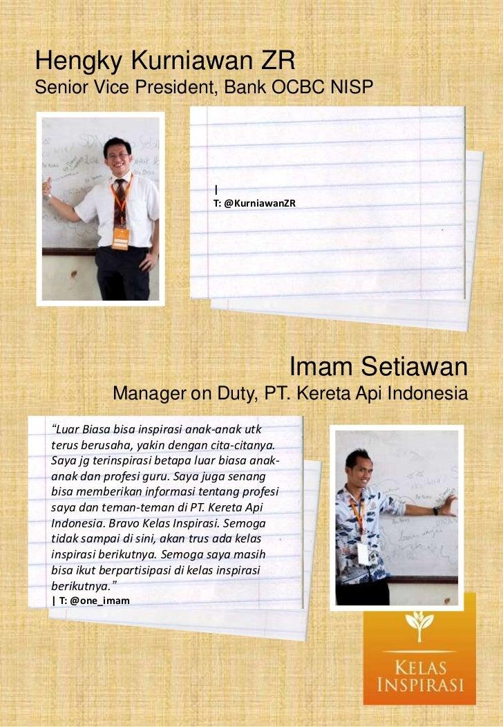Kelas Inspirasi 2012
