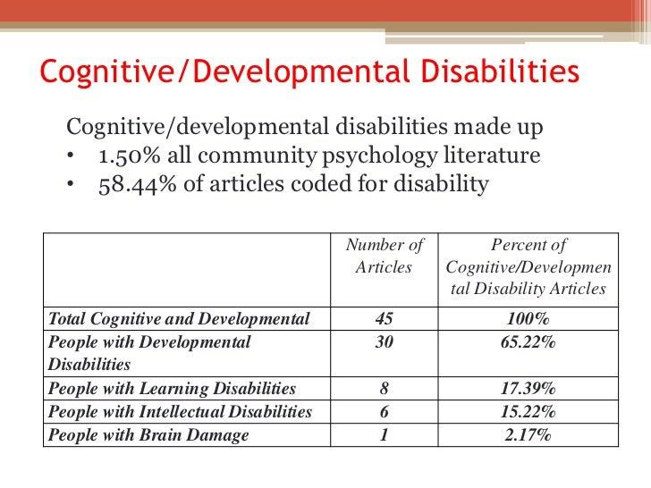 developmental psychology research articles