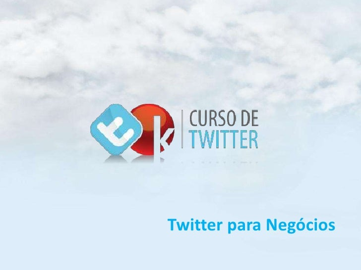 Twitter para Negócios<br />