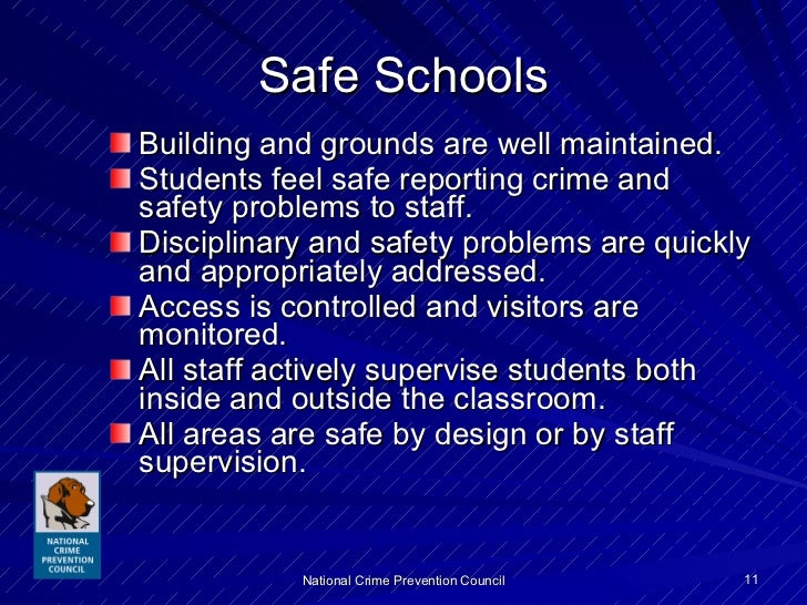 increasing the security and protection in schools Protection ranges from no fencing or barriers to an inadequate fencing system that can be easily be we all need to take steps to increase security on school.