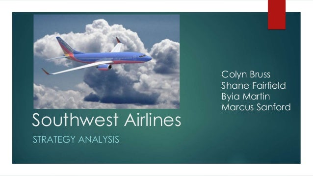 southwest airlines strategic plan This paper will analyze southwest airlines' strategy, ethics, and  the strategic  action plan a company choses is what distinguishes them from.