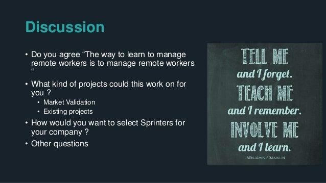 The story of sprintz.work