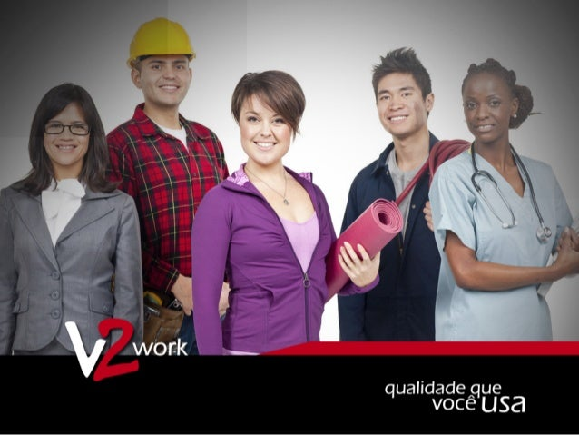 A empresaA V2 work é uma empresa noramo de uniformes profissionaisque tem como objetivo prestarum atendimento de alta qual...
