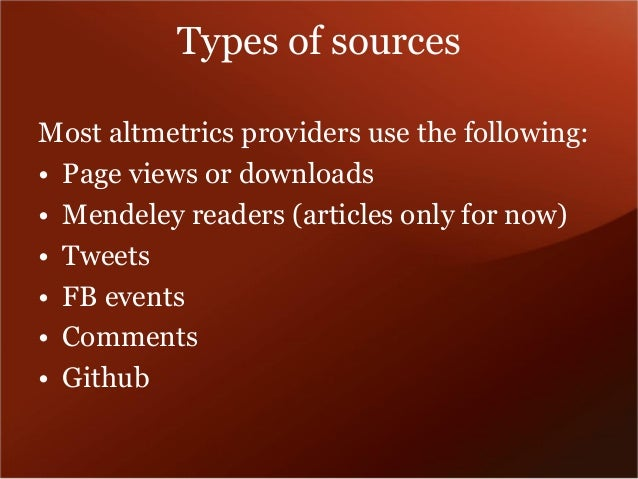 Quality of sources  Collection methods vary & counts are inconsistent. Further study is needed.  For reporting, transparen...