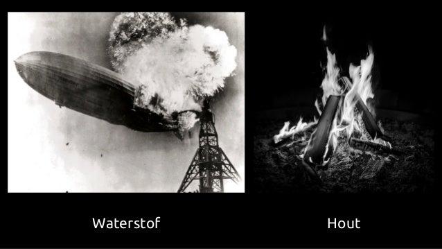 Waterstof Hout