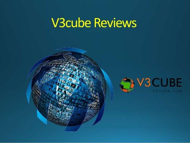 V3cubeReviews