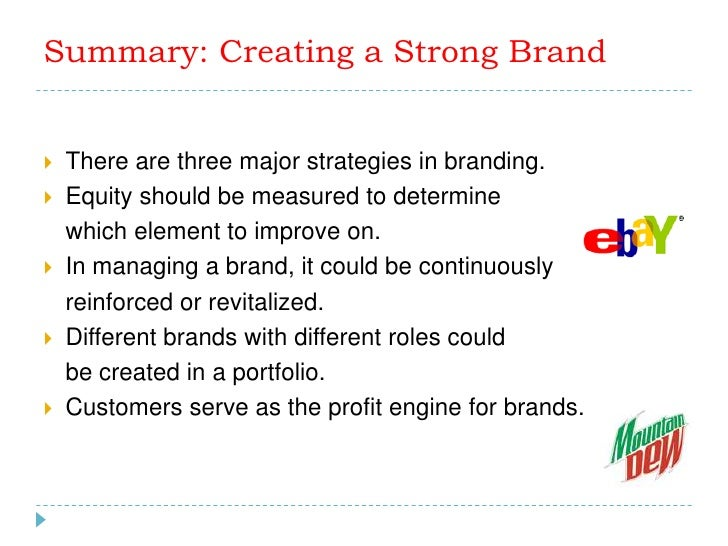 Brand Distinctiveness Vs. Brand Differentiation