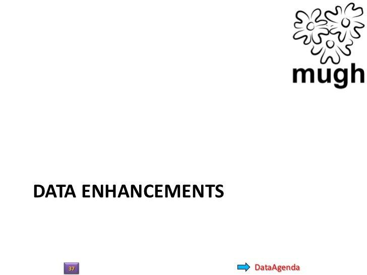 Agenda• Scope  –   UI  –   Web Space  –   Middleware  –   Data       •   ADO.NET       •   SQL Express LocalDB       •   S...