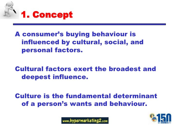 The influence of consumer culture on buying awareness and behaviors