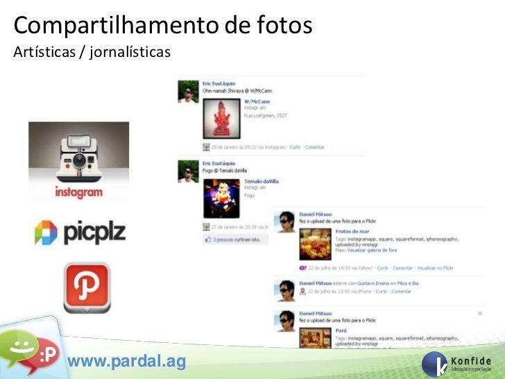 Compartilhamento de fotosArtísticas / jornalísticas        www.pardal.ag