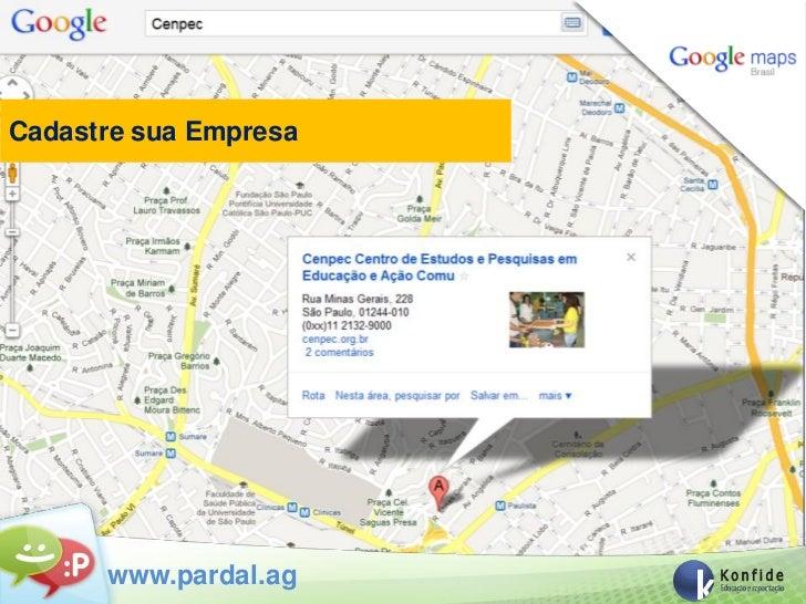 Cadastre sua Empresa      www.pardal.ag