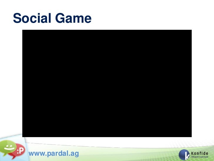 Social Game  www.pardal.ag