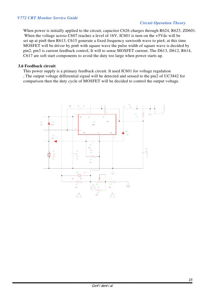 V772 circuit operation theory
