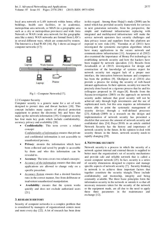 new research papers in computer networking Access the latest white papers, research new osterman research white paper that gives you a list of or disable access to your organization's network.