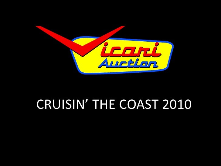 CRUISIN' THE COAST 2010<br />