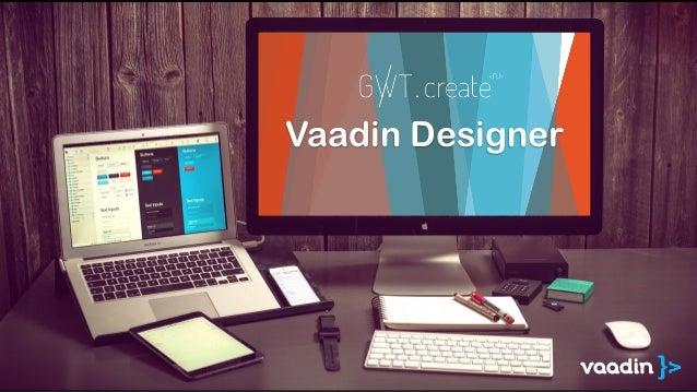 Vaadin Designer