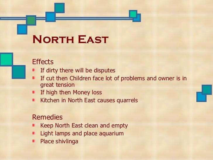 North East Master Bedroom Vastu Remedy