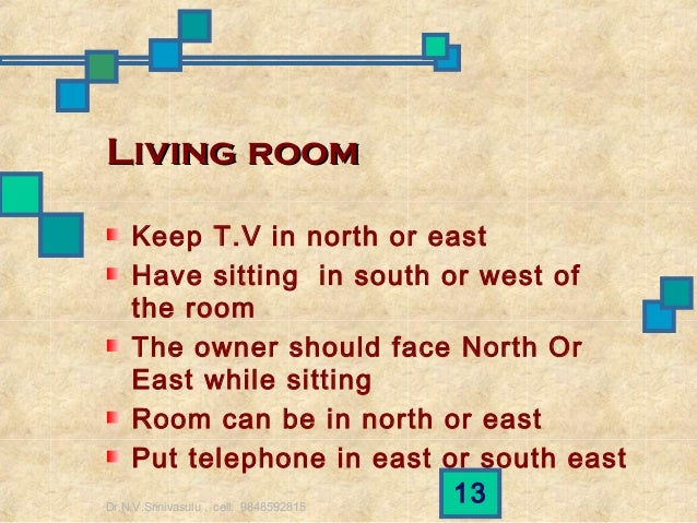 Vaastu presentation for your good life and prosperity Master bedroom in north east vastu