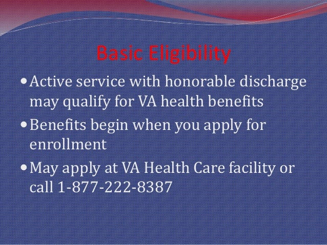 Veterans Benefits (VA Benefits 2016)
