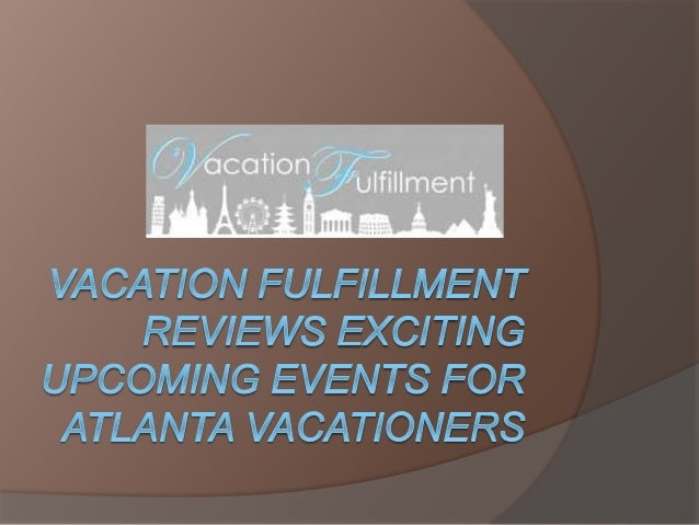  Some of the most fun things to do going on in Atlanta this August 2015!