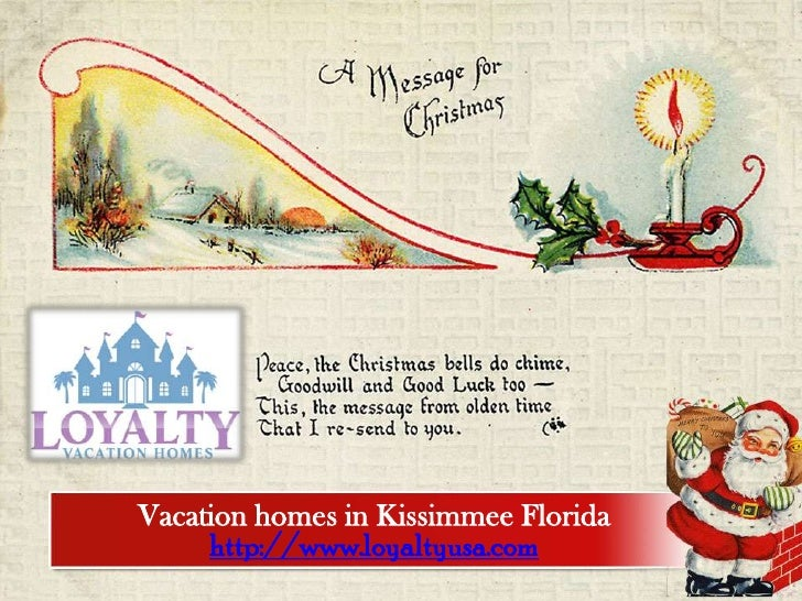 Vacation homes in Kissimmee Florida <br />http://www.loyaltyusa.com<br />
