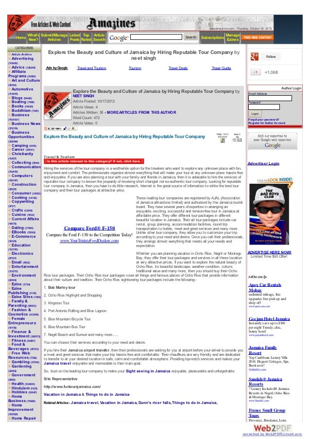 www.amazines.com - Thursday, October 18, 2012      Home Whats Submit/Manage Latest Rated Search                           ...