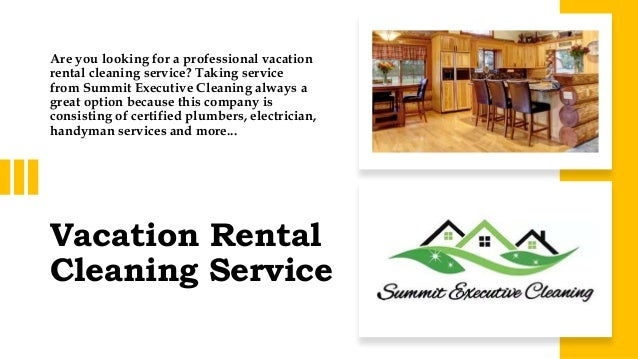 Vacation Rental Cleaning Service Are you looking for a professional vacation rental cleaning service? Taking service from ...