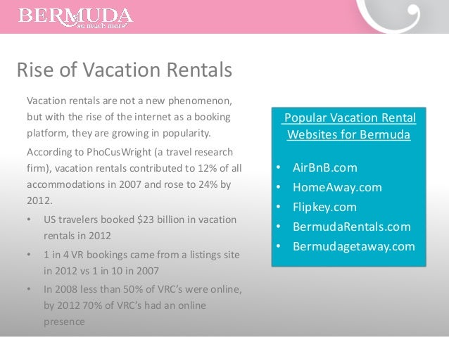 bermuda vacation rentals discussion u0026 input session bermuda tourism authority january 21 2