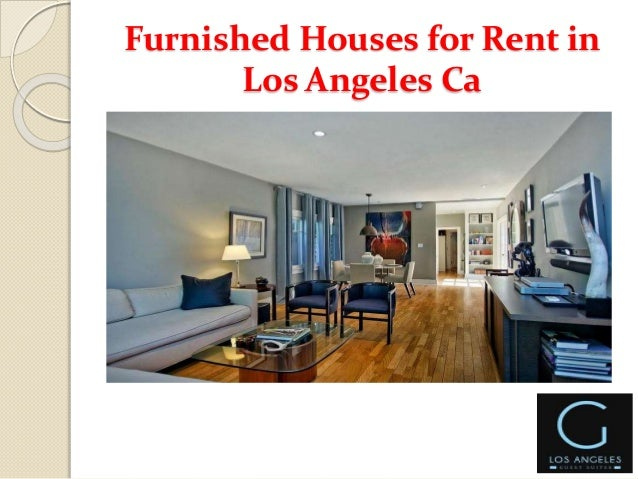 Monthly rentals los angeles furnished monthly furnished for Short term vacation rentals los angeles