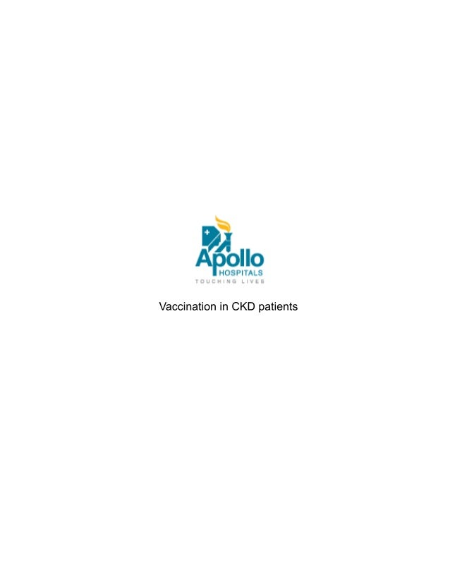 VaccinationinCKDpatients
