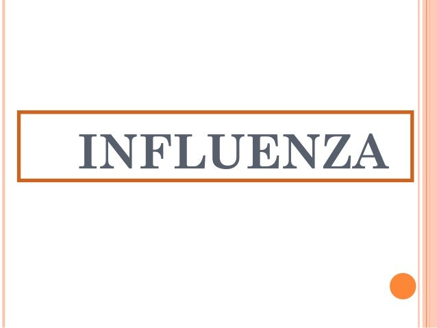 INFLUENZA It should be administered annually between October and December to high-risk patients.