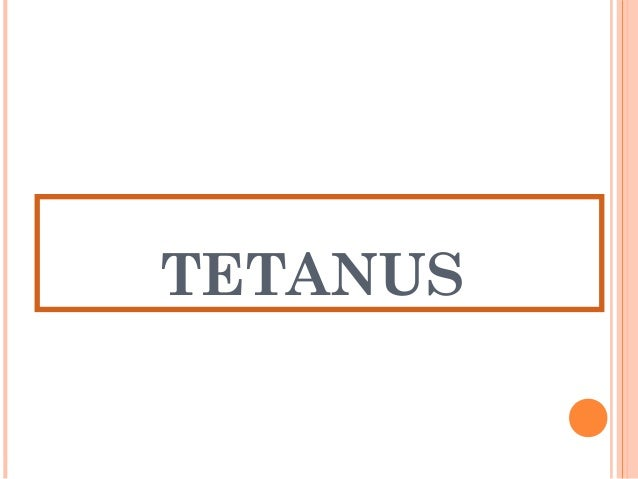 WHO NEEDS THE TETANUS VACCINE? Previously vaccinated pregnant women who have not received a Td vaccination within the pas...