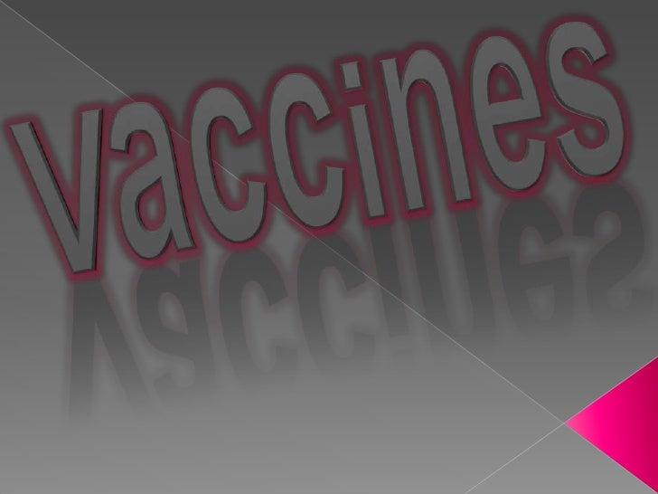 1. Vaccines are toxic.  *Vaccines contain substances poisonous to humans (i.e. mercury, formaldehyde, aluminum, etc.) *Vac...