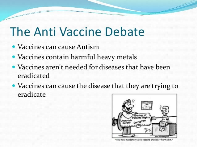 Vaccines Do Not Cause Autism