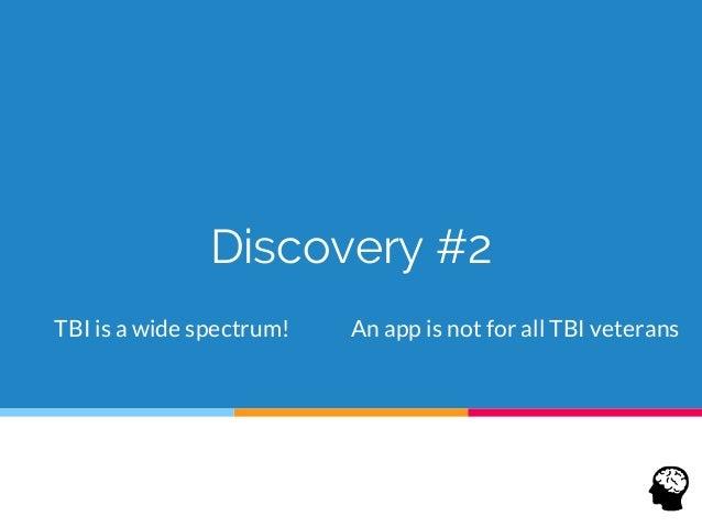Discovery #3 Need live alerts and active metrics Narrow down metrics
