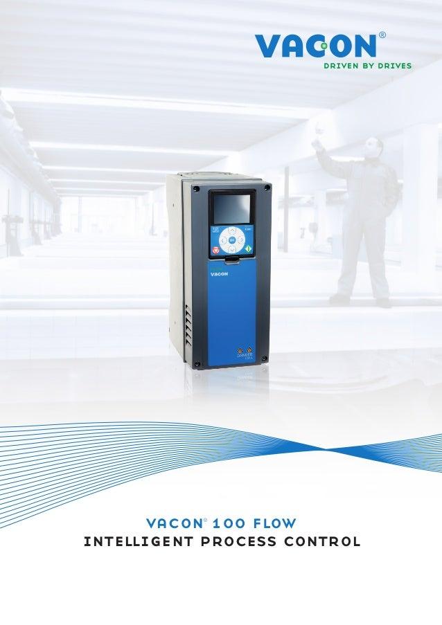 vacon 100 flow           ®intelligent process control