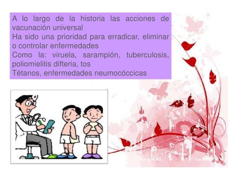 Vacunación Slide 3
