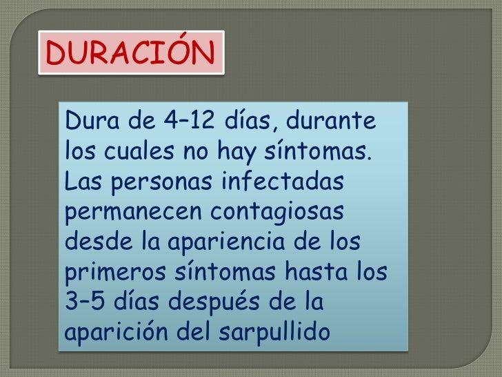 TRANSMISIÓN<br />El sarampión es un patógeno de transmisión aérea altamente contagioso,  se propaga a través del sistema r...