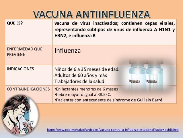 Vacunas diapositivas