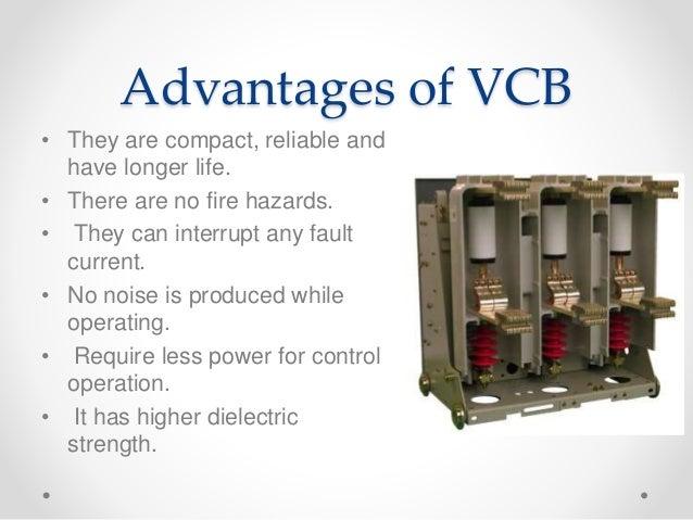 Vacuum Circuit Breaker Selection Of Breakers