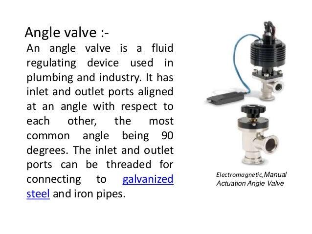 Vacuum gauge and valves