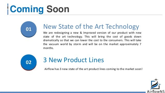 Coming Soon $ 750 000 New State of the Art Technology We are redesigning a new & Improved version of our product with new ...