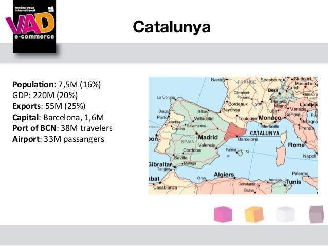E-commerce and the digital economy in Catalonia Slide 3