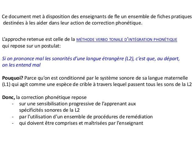 Vade-mecum de phonétique corrective Slide 3